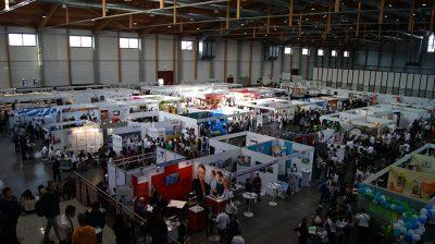 Übungsfirmenmesse Sinsheim Bild 1