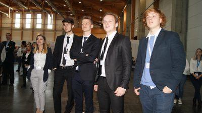 Übungsfirmenmesse Sinsheim Bild 7