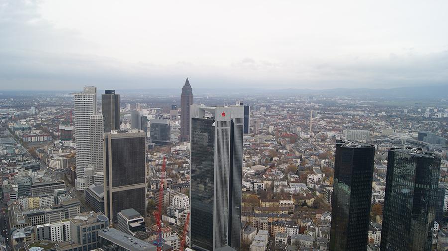 Sightseeing in Stuttgart und Frankfurt Teil 2 Bild 10
