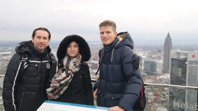 Sightseeing in Stuttgart und Frankfurt Teil 2 Bild 11