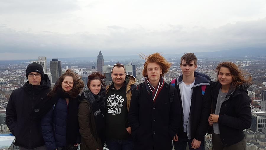 Sightseeing in Stuttgart und Frankfurt Teil 2 Bild 14