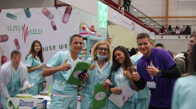 Übungsfirmenmesse Sinsheim - Work hard, play hard Bild 06