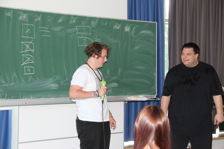 Hak Neusiedl fii-beatbox Schulsprecher