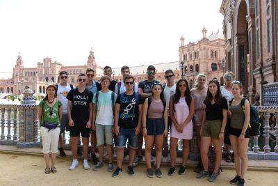 hakneusiedl_Spanien_Schülergruppe
