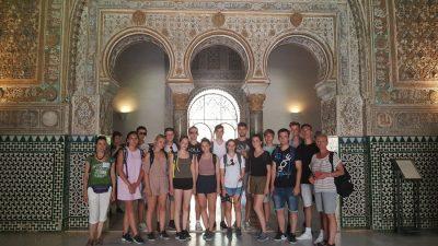 hakneusiedl_Spanien_Schülergruppe2