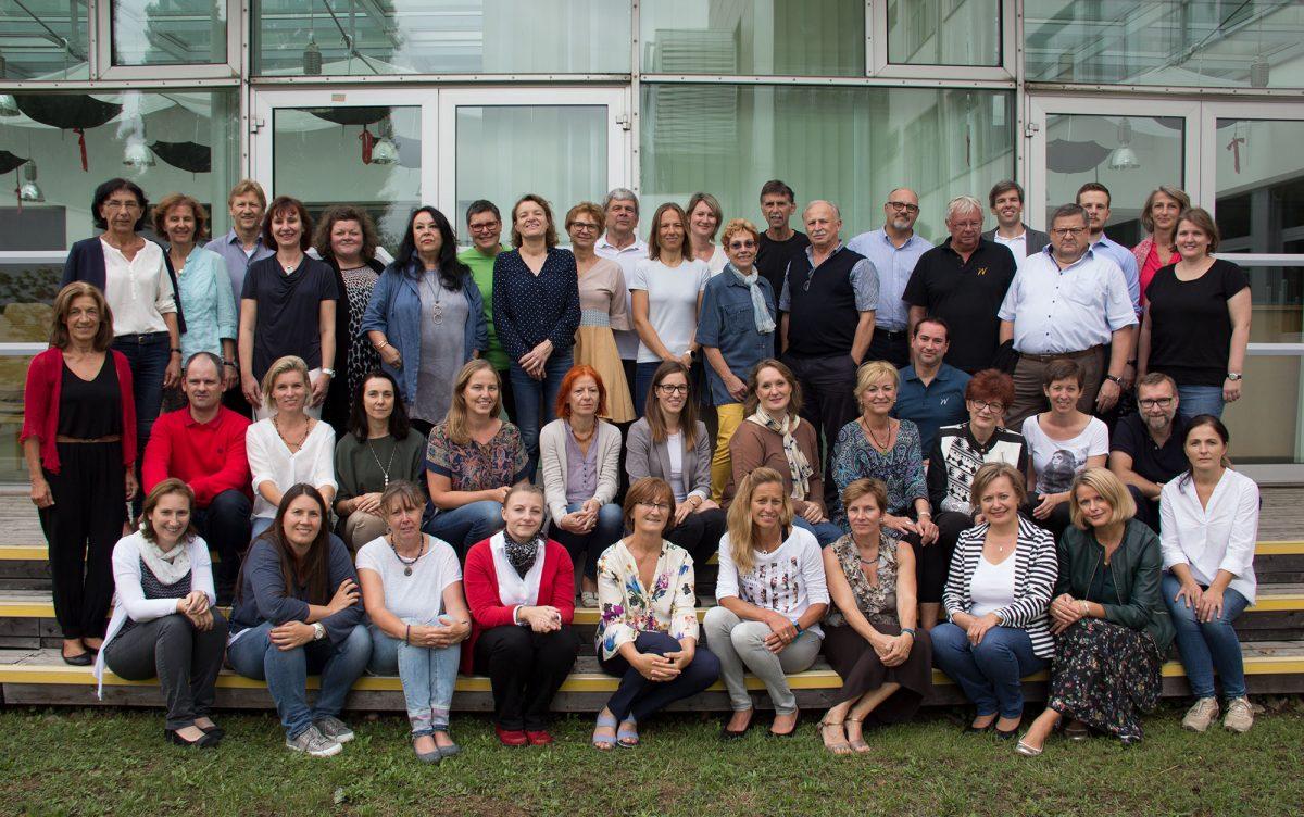 Lehrkörper der Akademie der Wirtschaft Neusiedl am See