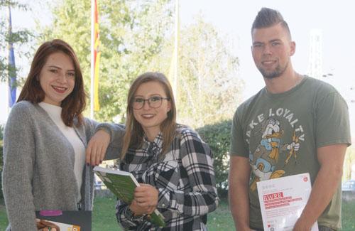 Schulsprecherteam 2018