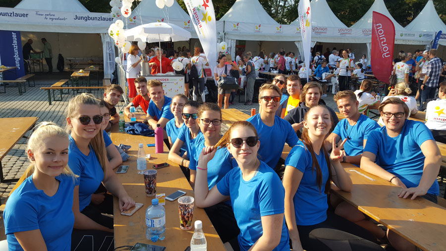 Businessrun Laufteam 5CK