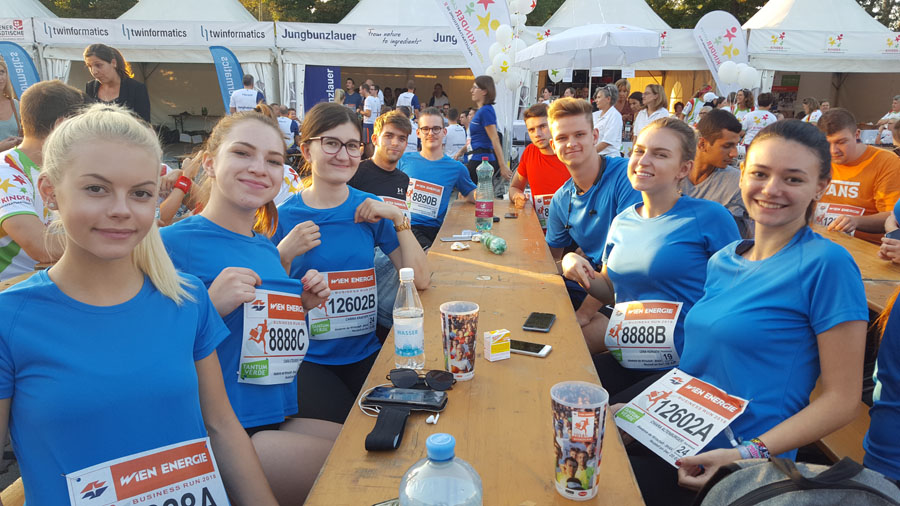 Businessrun Hak Gruppe