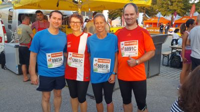 Businessrun Lehrerteam