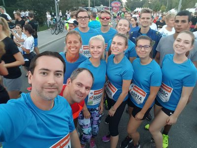 Businessrun Laufteam