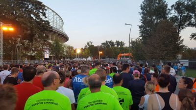 Businessrun Start