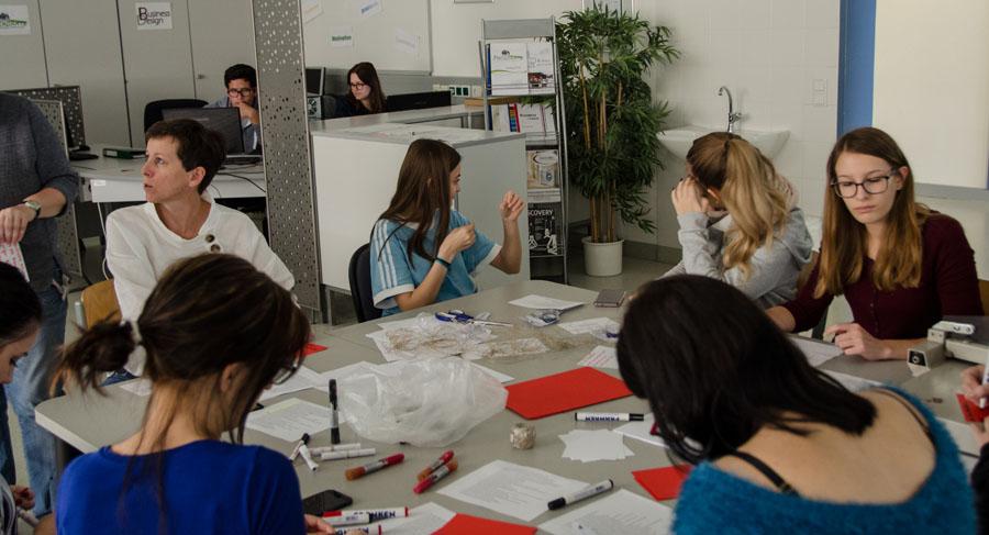 Workshops zum Thema Demokratie