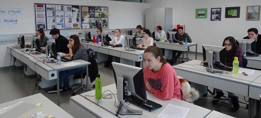 DV-Saal - Prüfung SAP