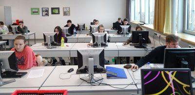 Schülerinnen und Schüler - SAP Prüfung