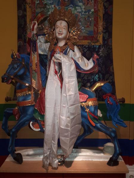 Altar Buddha